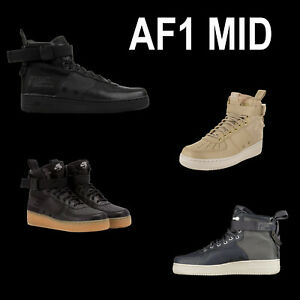 NIKE-AIR-FOCE-1-AF1-MID-BLACK-BLACK-GREY-SPECIAL-FIELD-MID-MILITARY-917753-SZ