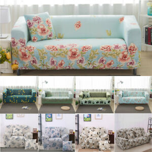 Details about 1/2/3 Seater Stretch Sofa Slipcover Protector Soft Couch  Covers Washable Modern