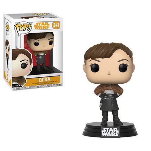 New QI/'RA Combine Shipping! Star Wars Bobble Head #241 Funko POP