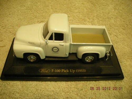 1953-08 1953 Ford Pure F-100 Pickup Truck NEW IN BOX