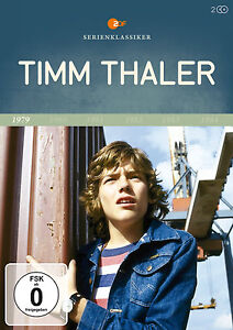 JEU-THALER-DIE-COMPLETE-SERIE-TV-Thomas-Oakes-Horst-Frank-ZDF-2-Boite-DVD-NEUF