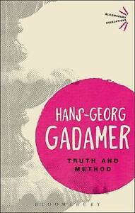 Truth-and-Method-Bloomsbury-Revelations-by-Gadamer-Hans-Georg-NEW-Book-FREE