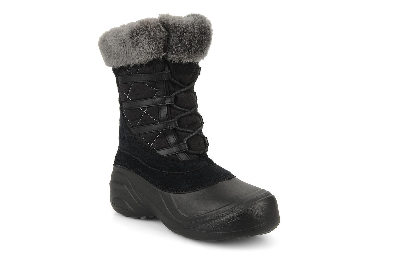Columbia Women's Sierra Summette 2 WP Black Boots- Multiple Sizes 1519-010