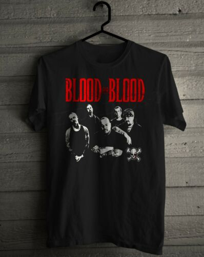 BLOOD FOR BLOOD Punk Hardcore band wasted Men/'s S to 3XL