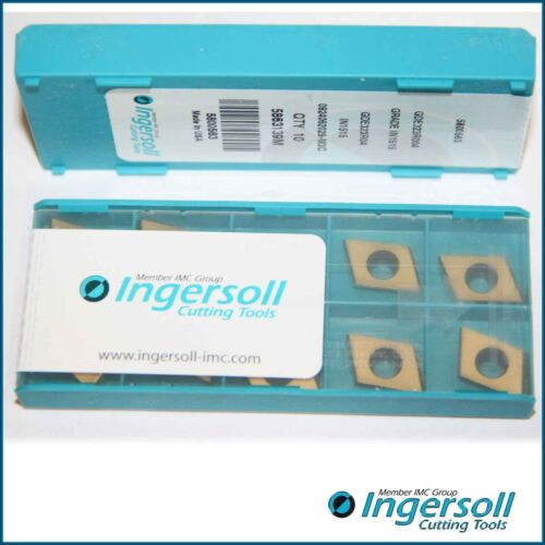 GDE323R004 IN1515 INGERSOLL ****10 INSERTS***** 1 FACTORY PACK ***