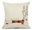 Dachshund Christmas Cushion Cover or Mens Socks Present Gifts Sausage Dog Gift