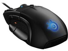SteelSeries Rival 500 MOBA/MMO Gaming Mouse, 15 buttons, Tactile Alerts, 16000 C