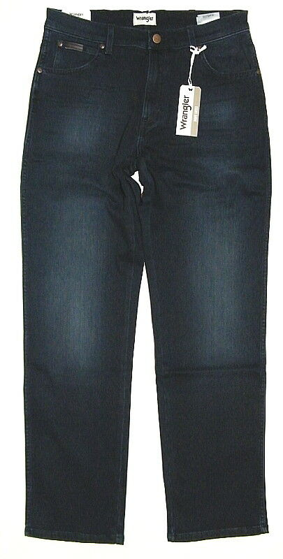 Wrangler Texas Stretch W 32 up to 44 Fast Ball w121gh095 Soft Luxe Denim Comfort