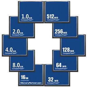 1-2-4-8-16GB-32-64-128-256-512MB-CF-CompactFlash-Memory-Card-Standard-OEM-Useful