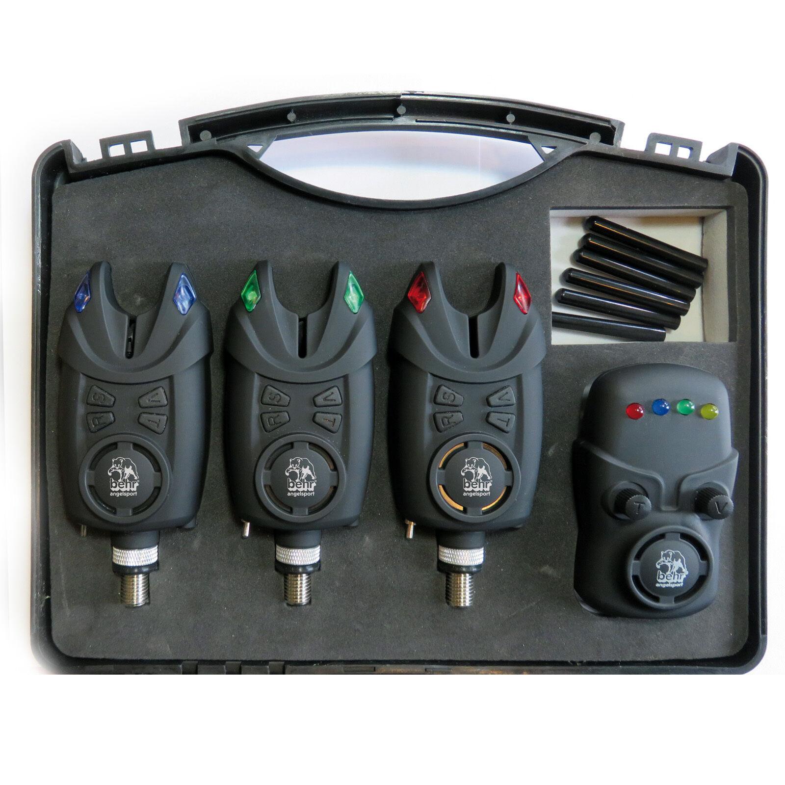 Behr Bissanzeiger Set  Eurobite Deluxe Funk bissanzeiger bissanzeiger bissanzeiger Set 42-11699 c81620