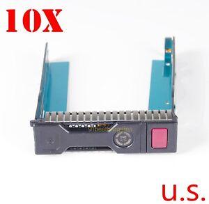 3-5-034-HP-Proliant-ML350e-ML310e-SL250s-G9-G8-SAS-SATA-Tray-Caddy-651314-001-Gen8