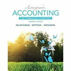 Horngren's Accounting, the Financial Chapters by Brenda L. Mattison, Ella Mae Matsumura, Tracie L. Miller-Nobles (Paperback, 2015)