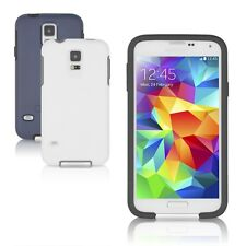 OtterBox Symmetry Series Rugged Slim Hard Case Samsung Galaxy S5 WHITE/GLACIER