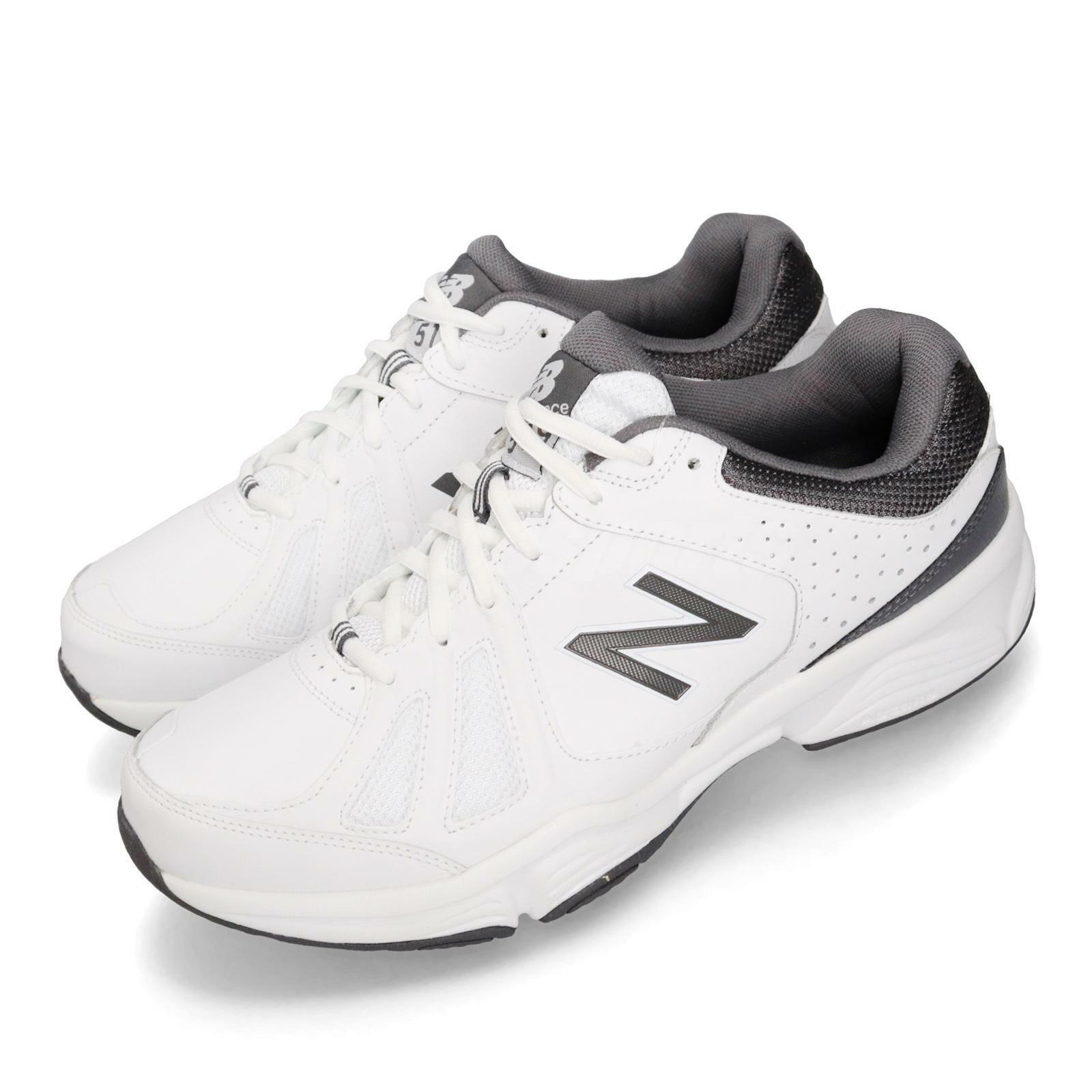 MX519WG2 4E  Extra Ancho New Equilibrar gris blancoo Hombre Calzado para Correr MX519WG24E  descuentos y mas