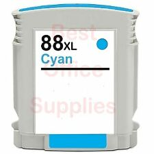88XL Cyan Ink Cartridge Compatible for HP Officejet Pro L7780 (non-oem)