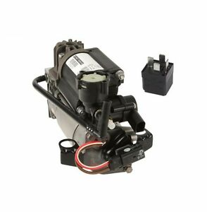 Details about OEM Airmatic Suspension Air Pump Compressor w/ Relay For  Mercedes CLS E S Class