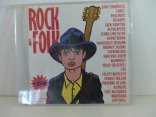 CD Sampler Rock & Folk 20 BABY SHAMBLES VELVET REVOLVER BRANT BJORK FOG HEXSTATI