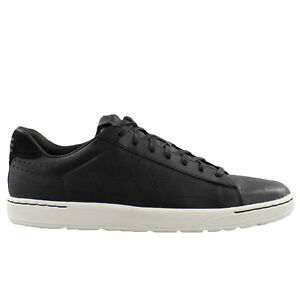 Nike Men's Tennis Classic Ultra Black Ivory Leather  876390-001 Size 11.5