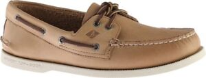 Sperry Top-Sider Authentic Original Boat Shoe (Men's) NEW - Oatmeal - $100