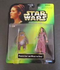 Princess Leia Star Wars PotF2 Collection RotJ Ewok Village Endor loose complete