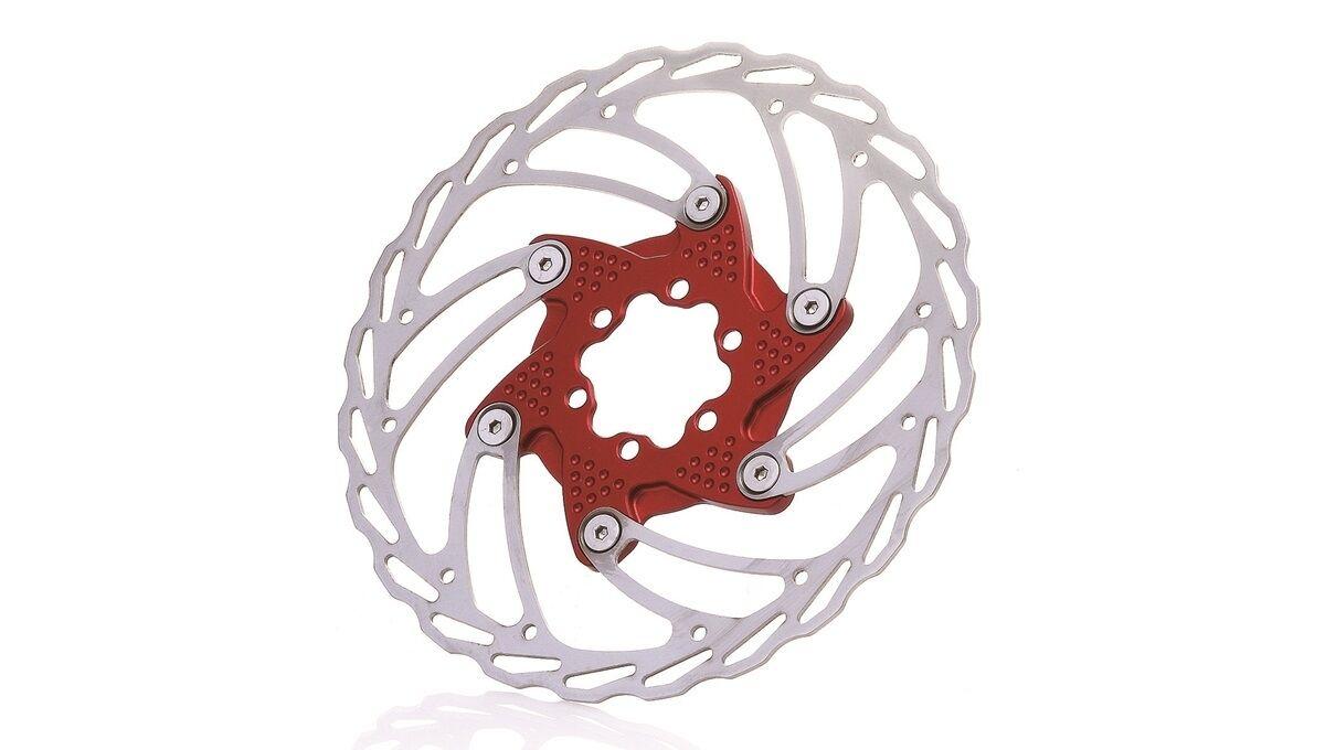 MTB Disc Brake redors 160 180mm diameter SUS AL6061 CNC adapter FOURIERS DC001