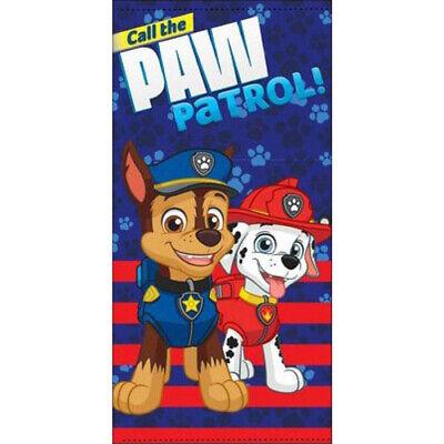 PAW Patrol Handtuch 70x140 Baumwolle Strandtuch Badetuch Badehandtuch Duschtuch