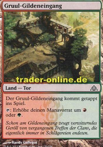 Gruul Guildgate 2x Gruul-Gildeneingang Dragon/'s Maze Magic