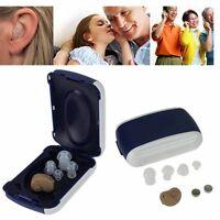 Hearing Aid Mini Digital In-ear High Quality Adjustable Sound Small Us Ser