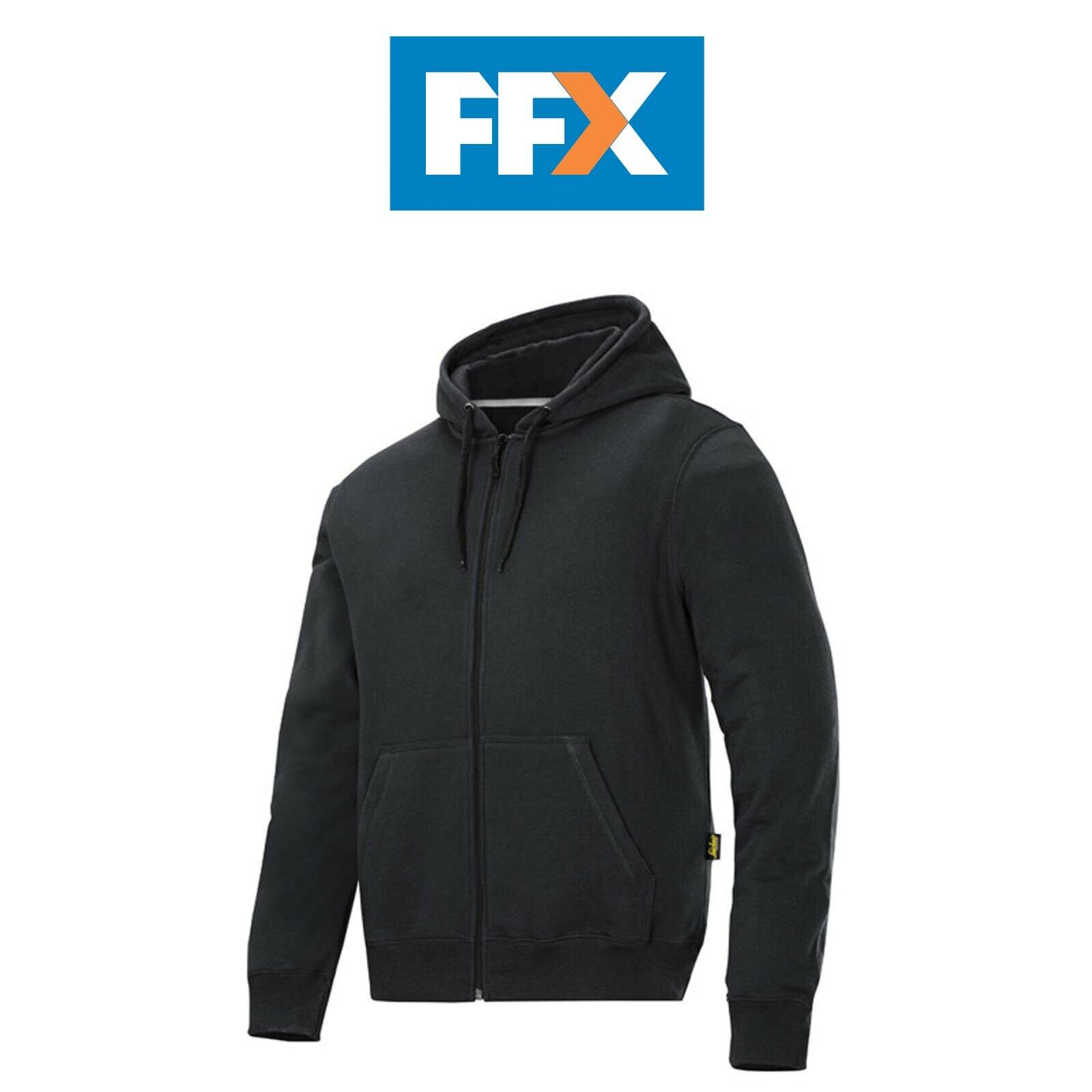 Snickers 2801 Zipped Hoodie with Front Pockets - Various Größes
