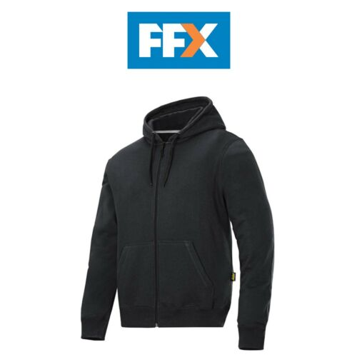 Snickers 2801 Zipped Hoodie with Front Pockets Various Sizes
