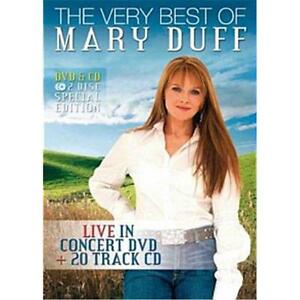 MARY-DUFF-The-Very-Best-Of-Special-Edition-DVD-CD-BRAND-NEW-NTSC-Region-All