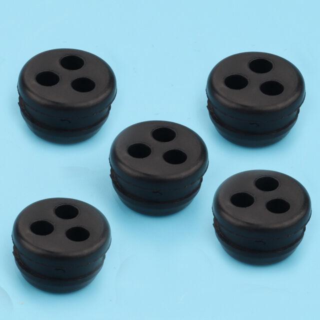 5x 3 Hole Fuel Line Grommet For OEM:13211546730 V137000030 Echo GT-200R GT-201R