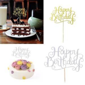 40pcs-Cupcakes-Picks-Couronne-Happy-Birthday-Figurines-pour-Gateaux