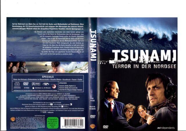 Tsunami - Terror in der Nordsee (2005) DVD 23324