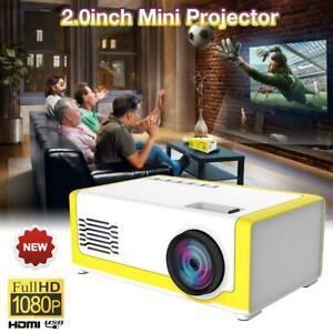 Mini-Portable-Projector-YG300-3D-HD-LED-Home-Theater-Cinema-1080p-AV-USB-NEW