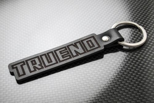 Toyota TRUENO Leather Keyring Keychain Schlüsselring AE86 Corolla Levin JDM Apex