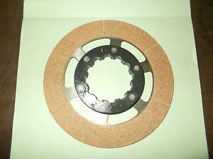 Disc-Clutch-Piaggio-Ape-Tm-703-Petrol-New-Fren