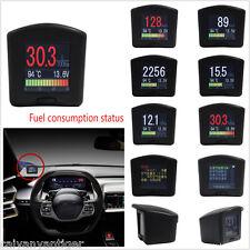 Car OBD Scan Auto Smart Trip Computer Fault Code Scan Tool Multi-Function Gauge