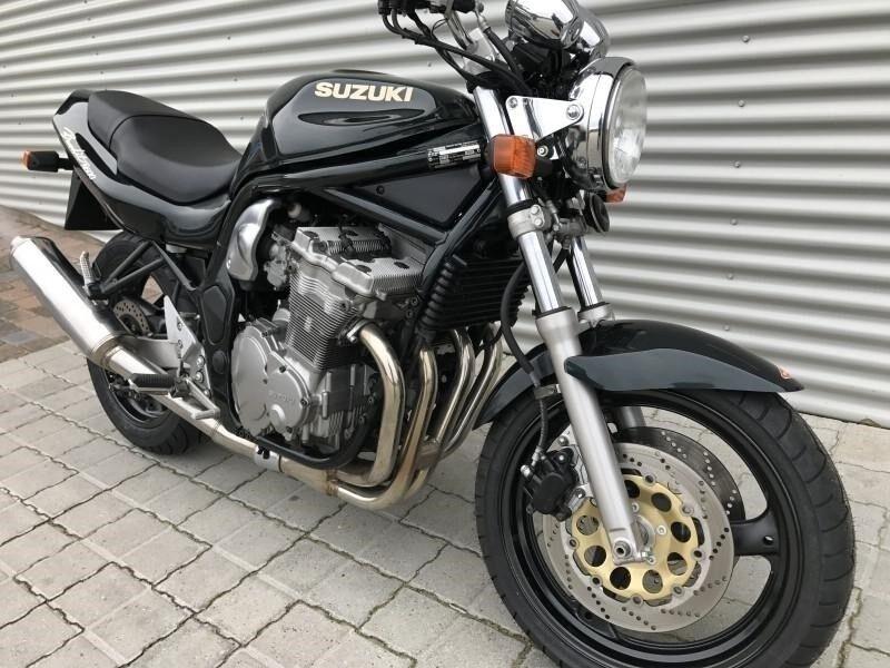 Suzuki, GSF 600 Bandit, 599