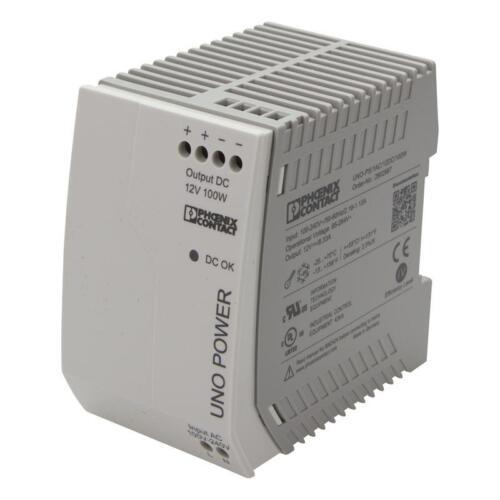 Schaltnetzteil PHOENIX 2902997 UNO-PS// 1AC//12DC//100W
