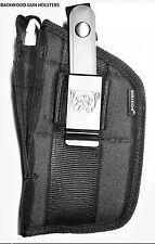 NEW Gun Holster For GLOCK 17, 19, 22, 20, 21, 31, 33 With Tac. Light/Laser