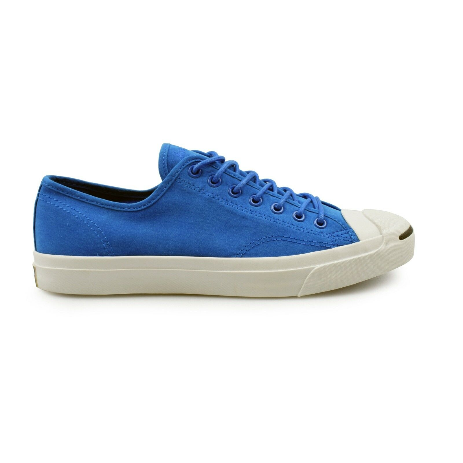 Converse Jack Purcell Peached Textile Ox Vision Blue Mens Trainers New 147573C
