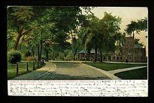 Princeton University, New Jersey NJ postcard Dodge & Murry Hall Vintage 1907