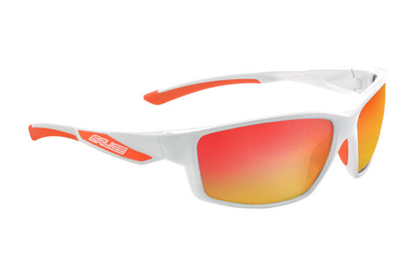 Brille Salice Mod.014RW white Linse Rainbow red  Glasses Salice 014RW white  save up to 30-50% off