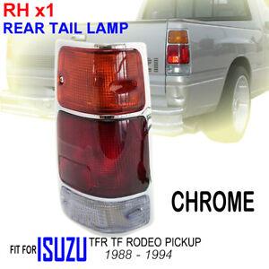 LH TAIL REAR LIGHT LAMP FOR ISUZU PICKUP AMIGO TFR HONDA PASSPORT 1989-1995