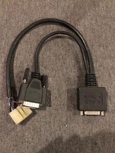 Snap On Scanner MT2500 MTG2500 Solus Ethos Modis Verus MITSU-1 Adapter MT2500-55