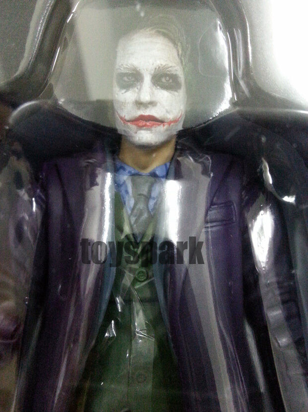 Medicom Juguete Figura 005 Dc Batman El Caballero Oscuro Guasón Heath Ledger Figura De Acción