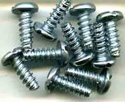 S319 SCREWS (10) for AMERICAN FLYER DIESEL STEAM ENGINE PLASTIC CHASSIS Trains