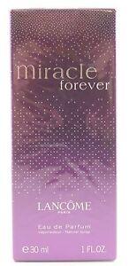 precio-basico-299-67-100ml-lancome-Miracle-Forever-30ml-Eau-de-Parfum-OVP