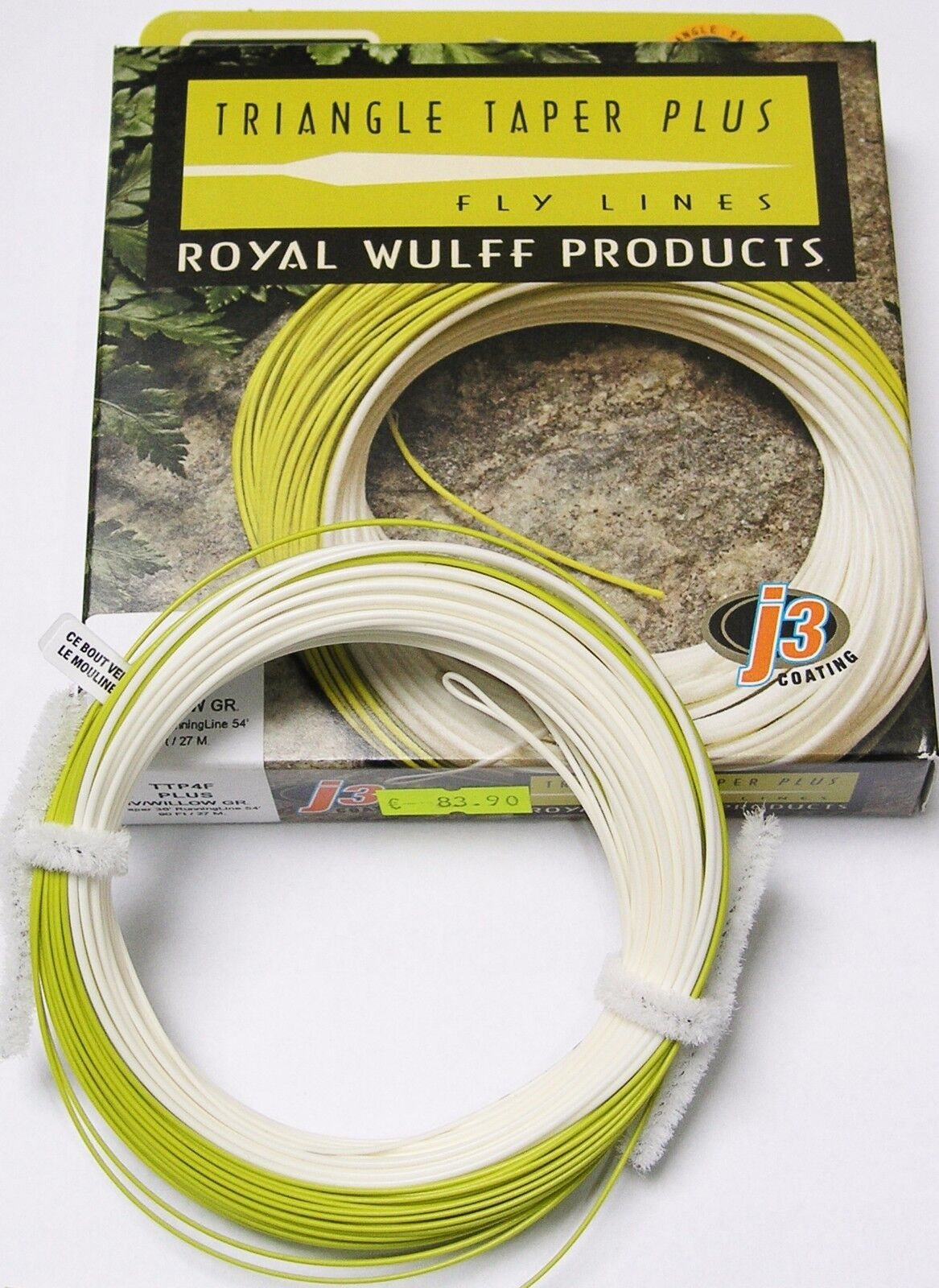 Wulff  Triangle Taper Plus-wf-5 - Floating-ttp5f-NEW  more order